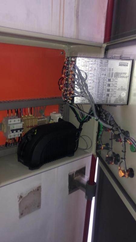 Automação Cabine Elétrica Orçamento Carapicuíba - Automação da Rede Elétrica