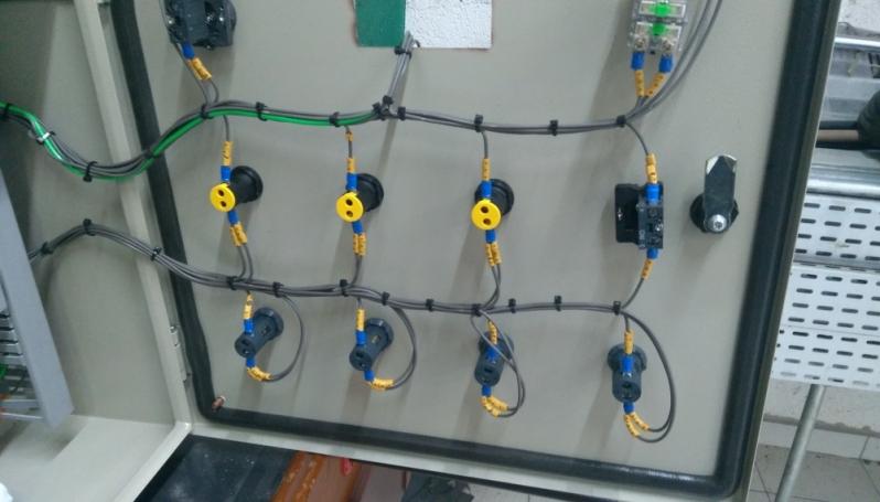 Automação Comandos Elétricos Orçamento Piqueri - Automação Elétrica