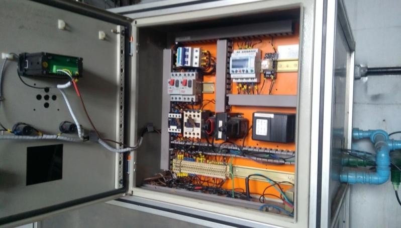 Automação Comandos Elétricos Trianon Masp - Automação Elétrica