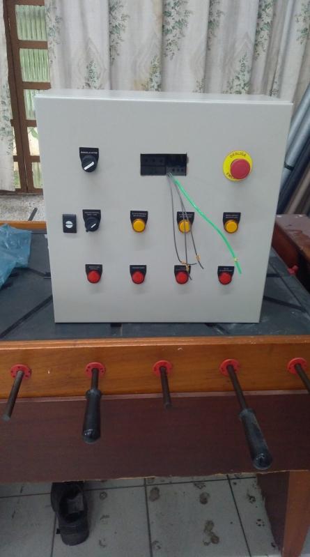 Automação Elétrica Comercial Orçamento Lapa - Automação Elétrica Industrial
