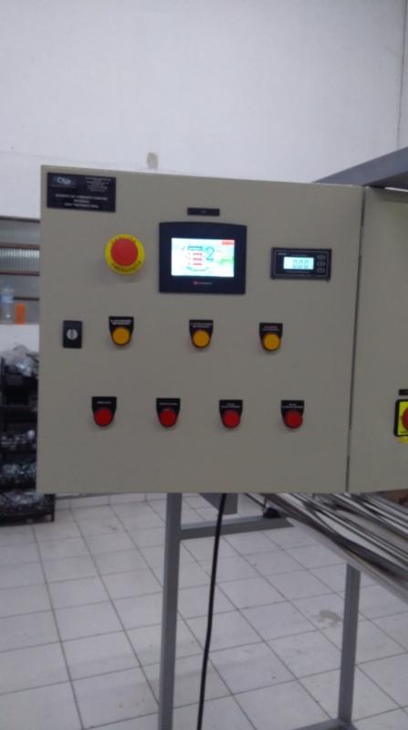 Automação Elétrica em Indústrias Bom Retiro - Automação Elétrica