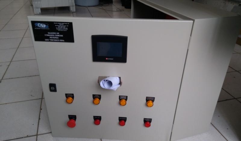 Automação Elétrica Orçamento Araraquara - Automação Cabine Elétrica