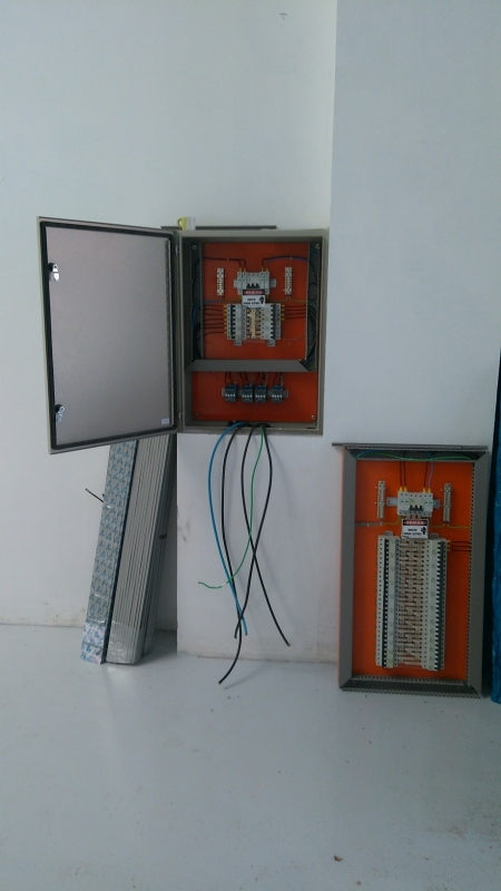 Automação Elétrica Prediais Orçamento Campo Limpo - Automação Cabine Elétrica