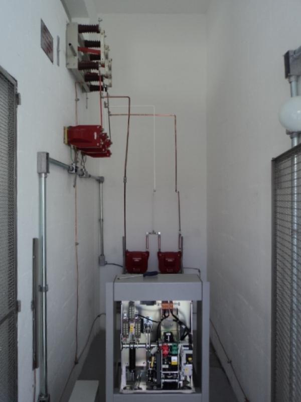Cabine Primária de Energia Valor Pacaembu - Cabine de Força Primária
