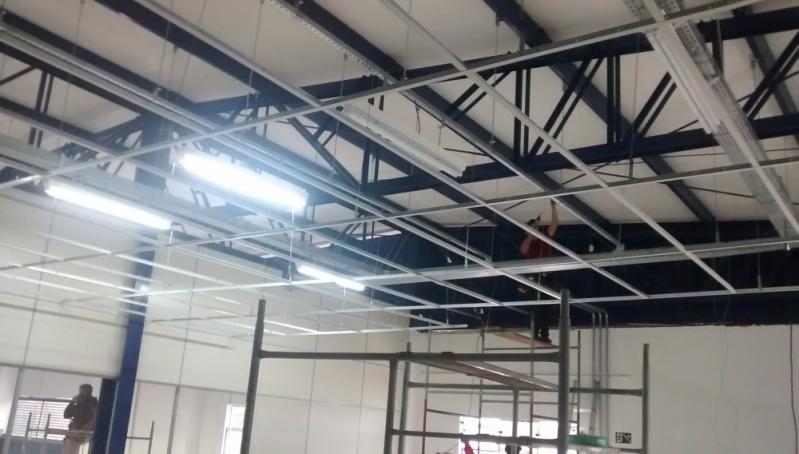 Empresa de Instalação de Rede Elétrica Chácara Flora - Instalação Elétrica Industrial