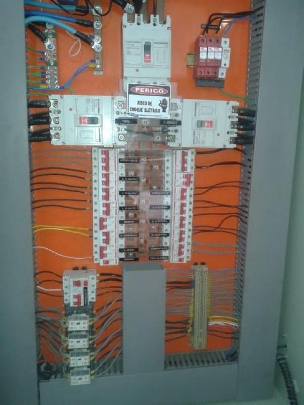 Empresa Que Faz Automação Elétrica para Edifícios Cambuci - Automação Comandos Elétricos