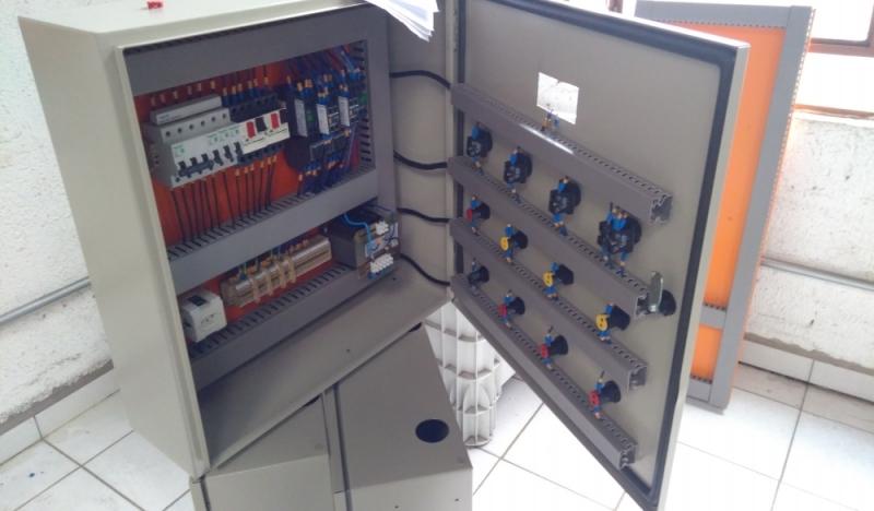 Empresa Que Faz Automação Elétrica Pacaembu - Automação da Rede Elétrica