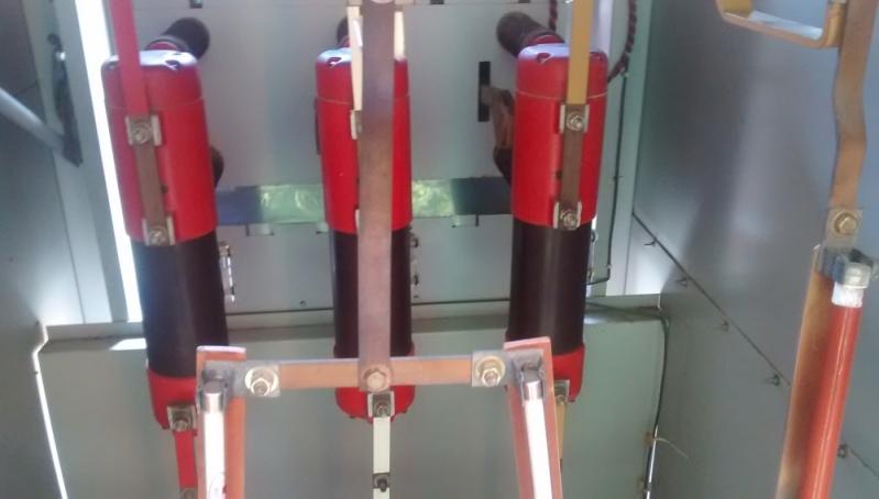 Instalação de Cabine Primária Blindada Convencional Parque Anhembi - Cabine Primária com Transformador