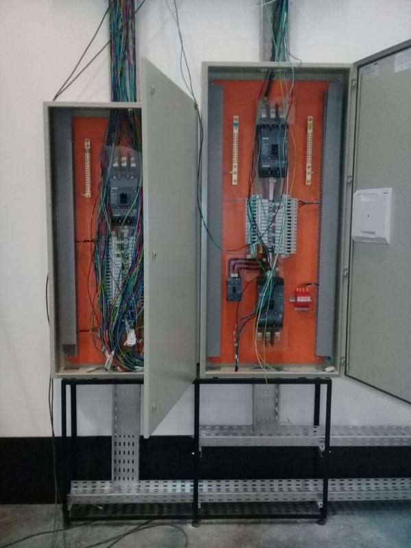 Instalação de Energia Elétrica Valor Jardins - Instalação Elétrica Predial