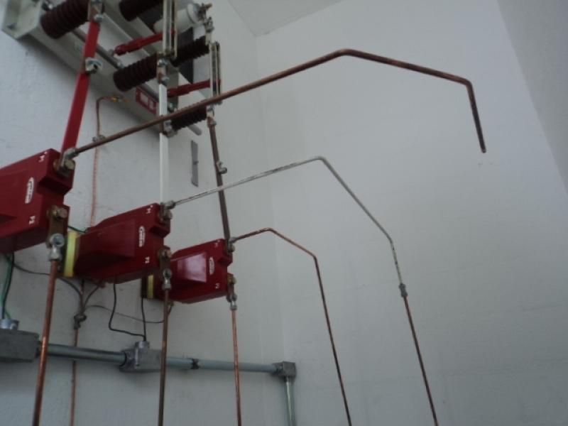 Instalação Elétrica Alta Tensão Valor Louveira - Instalação de Energia Elétrica