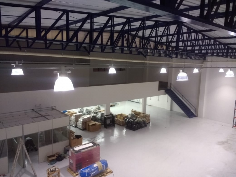 Instalação Elétrica Industrial Vila Cordeiro - Instalação Industrial Elétrica