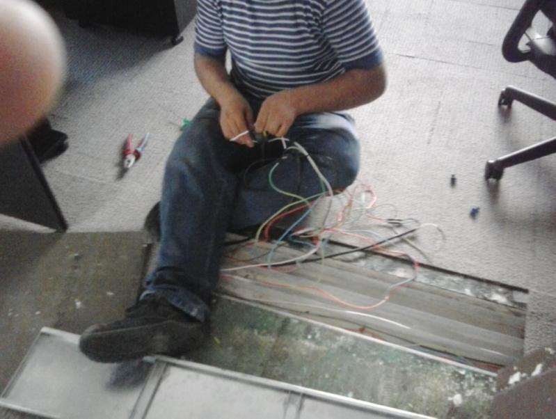 Instalação Elétrica Predial Valor Cajamar - Instalação Industrial Elétrica
