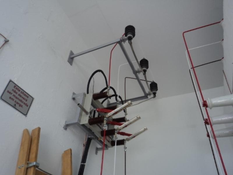 Instalação Energia Elétrica Valor Mauá - Instalação Elétrica Industrial