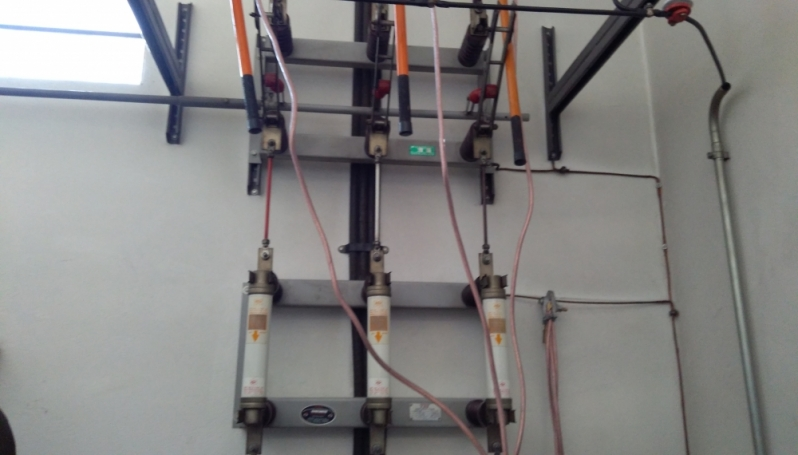 Instalação Energia Elétrica Vila Pirituba - Instalação Predial Elétrica