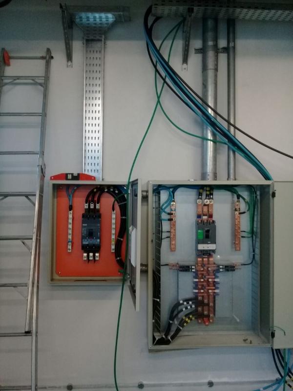 Instalação Instalação de Energia Elétrica Trianon Masp - Instalação Industrial Elétrica