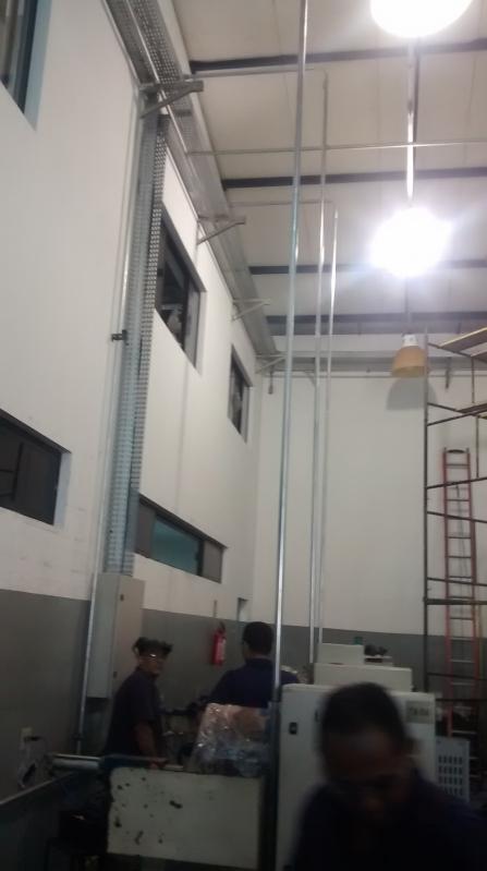 Instalação Instalação de Rede Elétrica Boituva - Instalação Elétrica Industrial