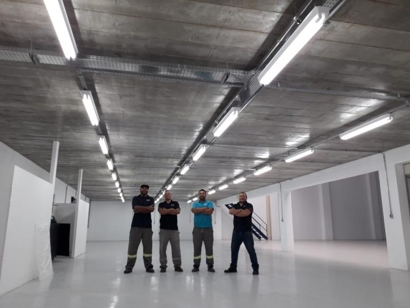 Instalação Instalação Elétrica Industrial Barra Funda - Instalação Energia Elétrica