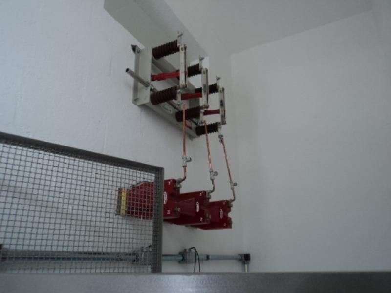Instalação Instalação Energia Elétrica Cantareira - Instalação Elétrica
