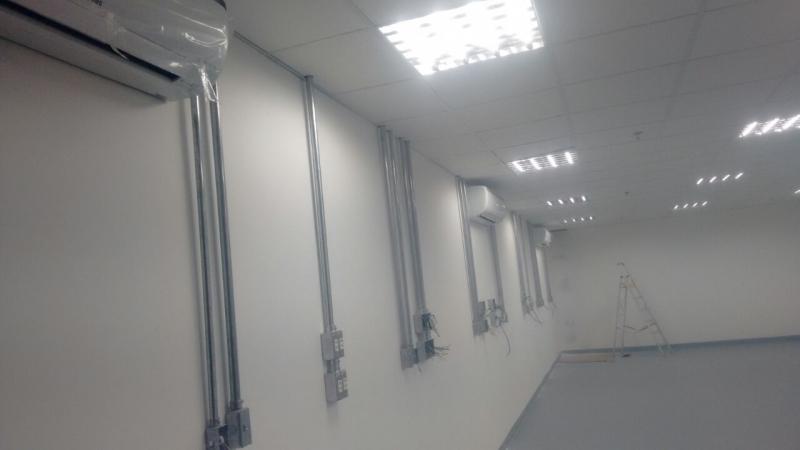 Instalação Predial Elétrica Valor Vila Carrão - Instalação Energia Elétrica