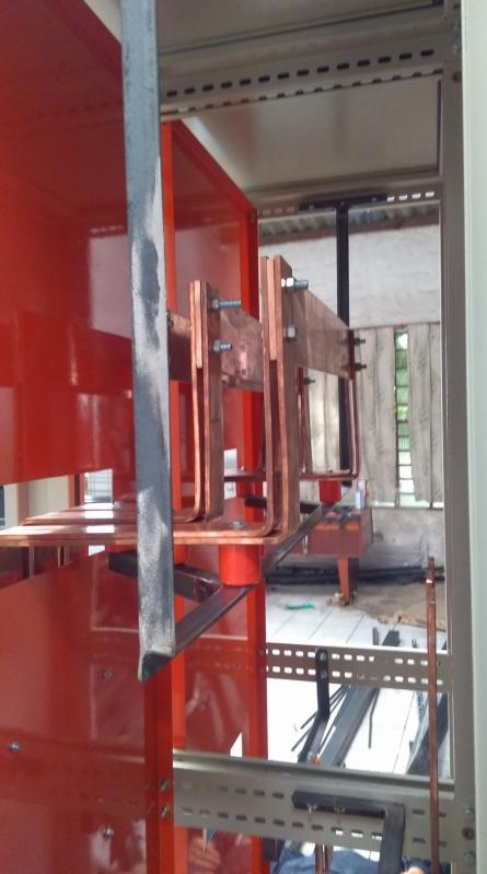 Instalação Quadro Elétrico de Distribuição Brás - Quadro Elétrico Metálico