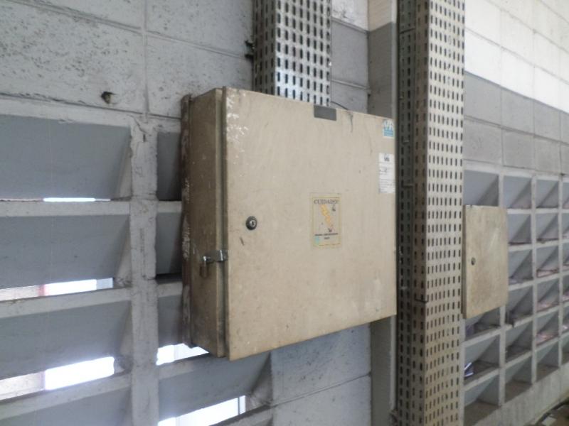 Instalação Quadro Elétrico Externo Água Funda - Quadro Elétrico Metálico