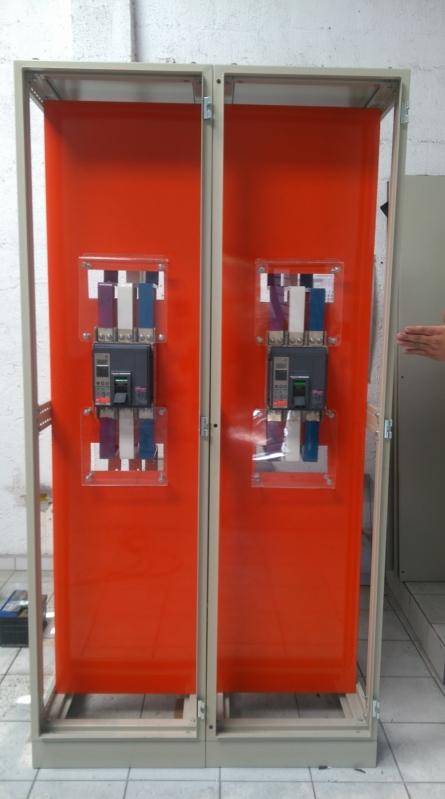 Instalações Elétricas Quadro de Energia Sacomã - Instalação Predial Elétrica