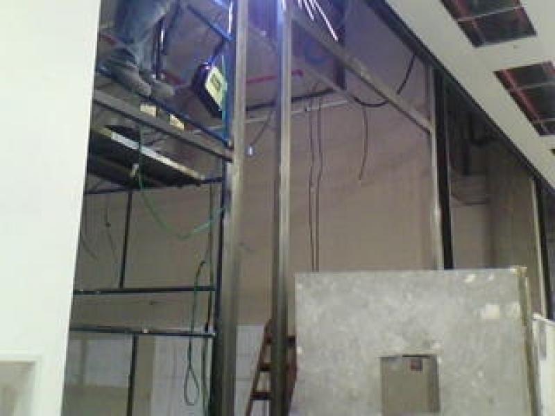 Instalações Industriais Elétrica Cantareira - Instalação Elétrica em Alvenaria Estrutural