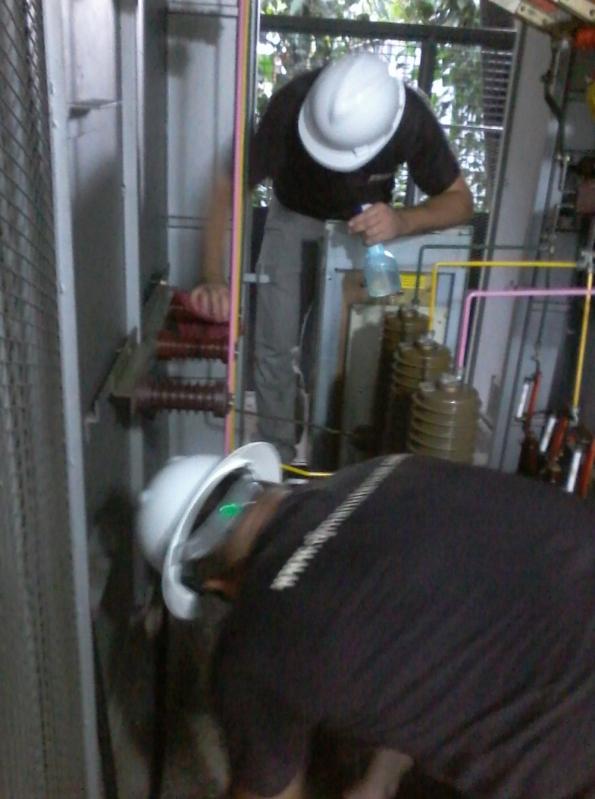 Manutenção de Rede Elétrica São Mateus - Manutenção Elétrica Prediais