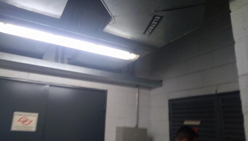 Manutenção Elétrica Predial em Condomínio Valor Jaraguá - Manutenção Elétrica Predial Industrial