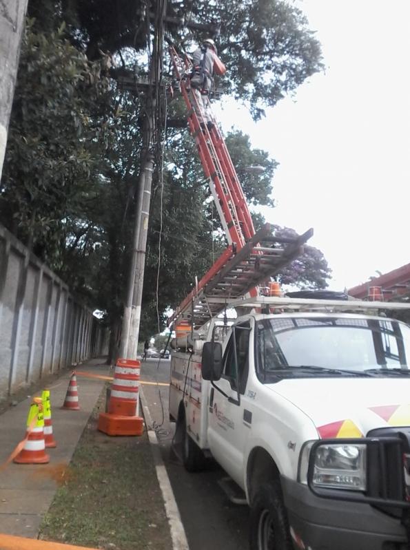 Manutenção Rede Elétrica Preço Paineiras do Morumbi - Manutenção Elétrica