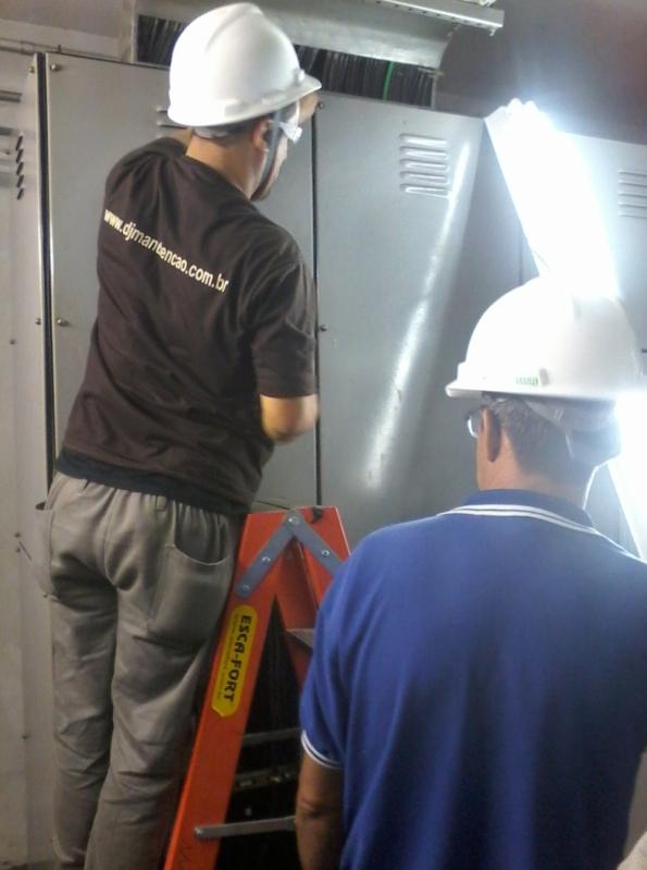 Manutenções de Rede Elétricas Cachoeirinha - Manutenção Elétrica Prediais