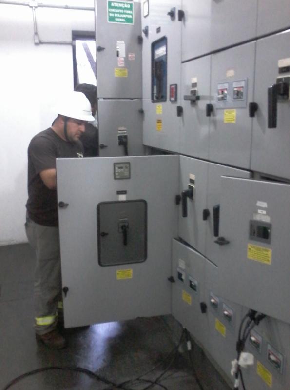 Manutenções Elétricas Preventivas Amparo - Manutenção Elétrica Prediais