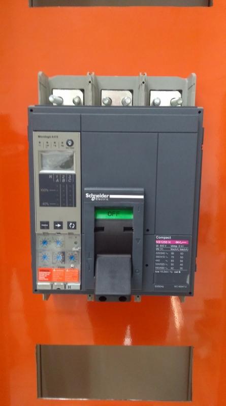 Quadro Elétrico de Distribuição Santana de Parnaíba - Quadro Elétrico Metálico