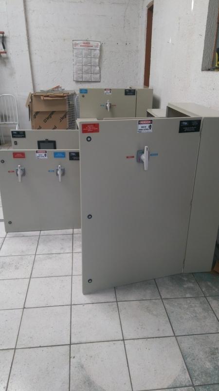 Quadros Elétricos Externo Campo Grande - Quadro Elétrico Metálico