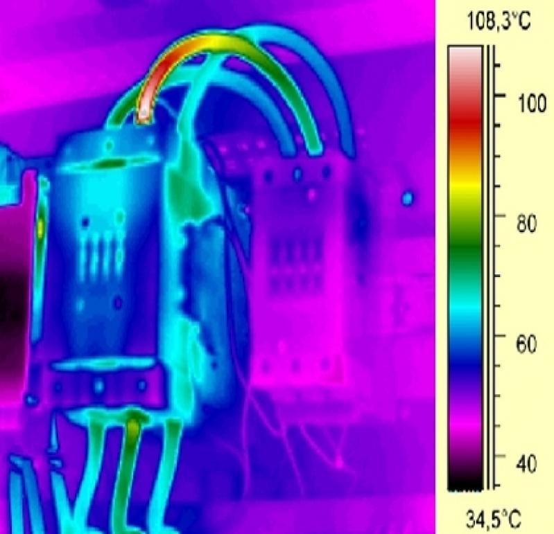Termográfica de Quadros Elétricos Valores Vila Madalena - Termográfica Edifícios