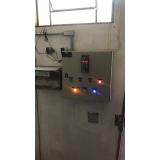 automação cabine elétrica Brasilândia