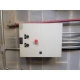 automação da rede elétrica Alphaville