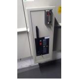 automação de cabines elétricas de média tensão Jabaquara