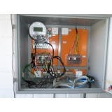 automação elétrica de rede orçamento São Carlos