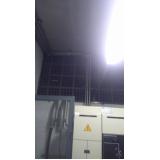 automações de cabine elétrica de média tensão Brás
