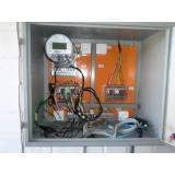 automação elétrica de rede