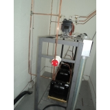 cabine primária de energia Jardim Novo Mundo