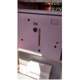 cabine primária blindada convencional
