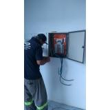 empresa de instalação elétrica industrial Mauá