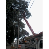 empresa de manutenção rede elétrica Parque São Domingos