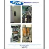 empresa que faz laudo elétrico das instalações Santa Cecília
