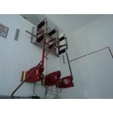 instalação de cabine de força primária Itupeva