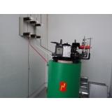 instalação de cabine primária com transformador Itatiba