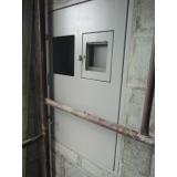 instalação de cabine primária compacta Itu