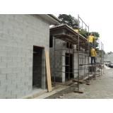 instalação de cabine primária de energia Grajau